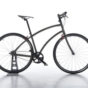 The Urban Bike Titanium – CITY RIDER 3.1