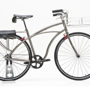 The Urban Bike - Titanium CITY CRUISER CT 2.1