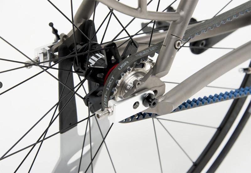 Titanium bicycles