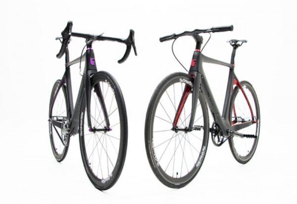 The Urban Bike -CITY RIDER CT 5C Carbon V2