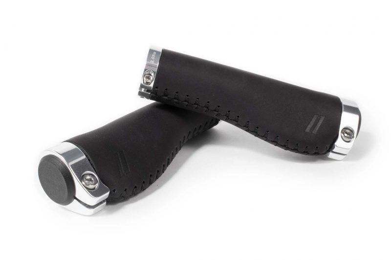 leather grip black