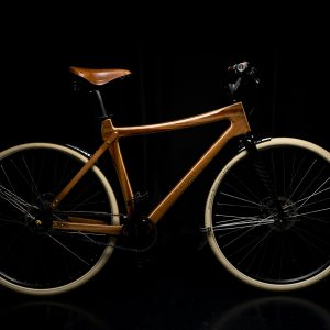 Materia Gusto Wooden Bike - The Urban Bike Online Shop