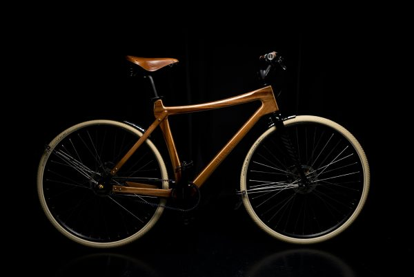 Materia Gusto Wooden Bike - The Urban Bike Online Shop