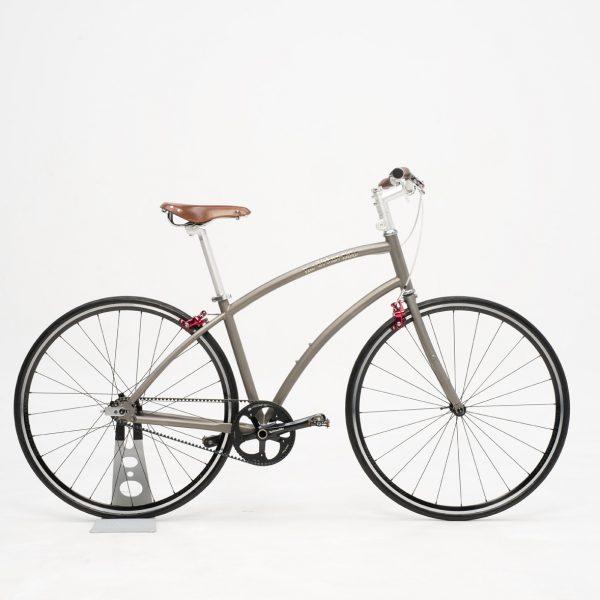 The Urban Bike Titanium City Rider CT-3.2 -Online Bike Store