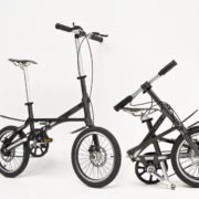 The Urban Bike CARBON FIBER FOLDING BIKE-CF2