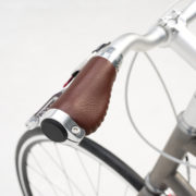 The Urban Bike Leather Grips -Singapore online Bike Shop