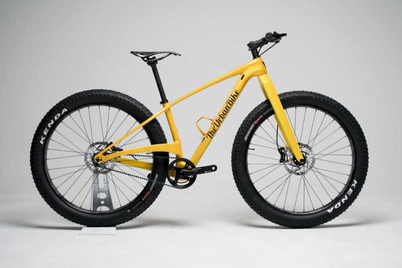The Urban Bike -Urban Adventure MB-1.0 -Online Bike Shop
