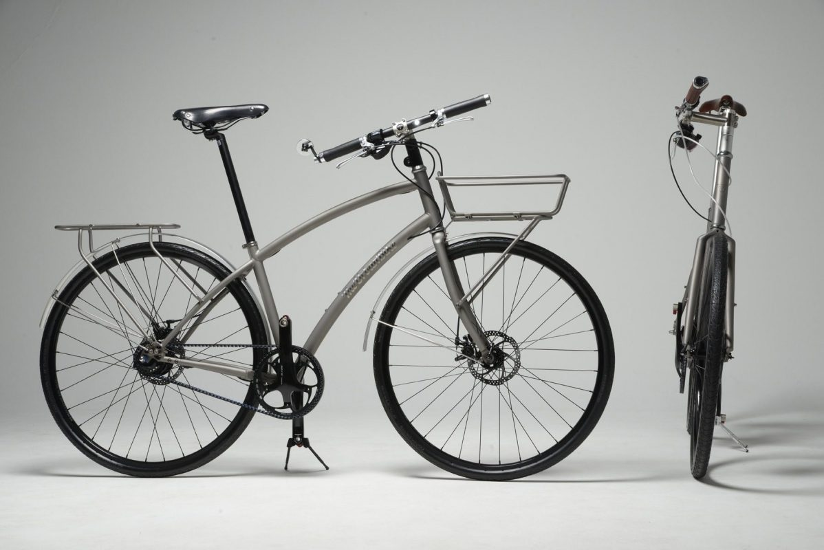 The-Urban-Bike-City-Rider-titanium CT 9.1- online-bicycle-shop