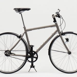 The Urban Bike City Rider titanium CT 1.2