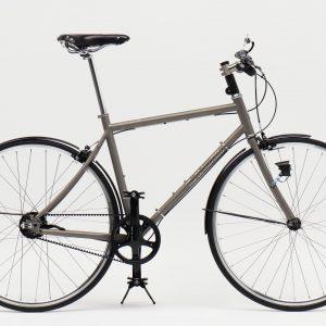 The Urban Bike City Rider titanium CT 1.2