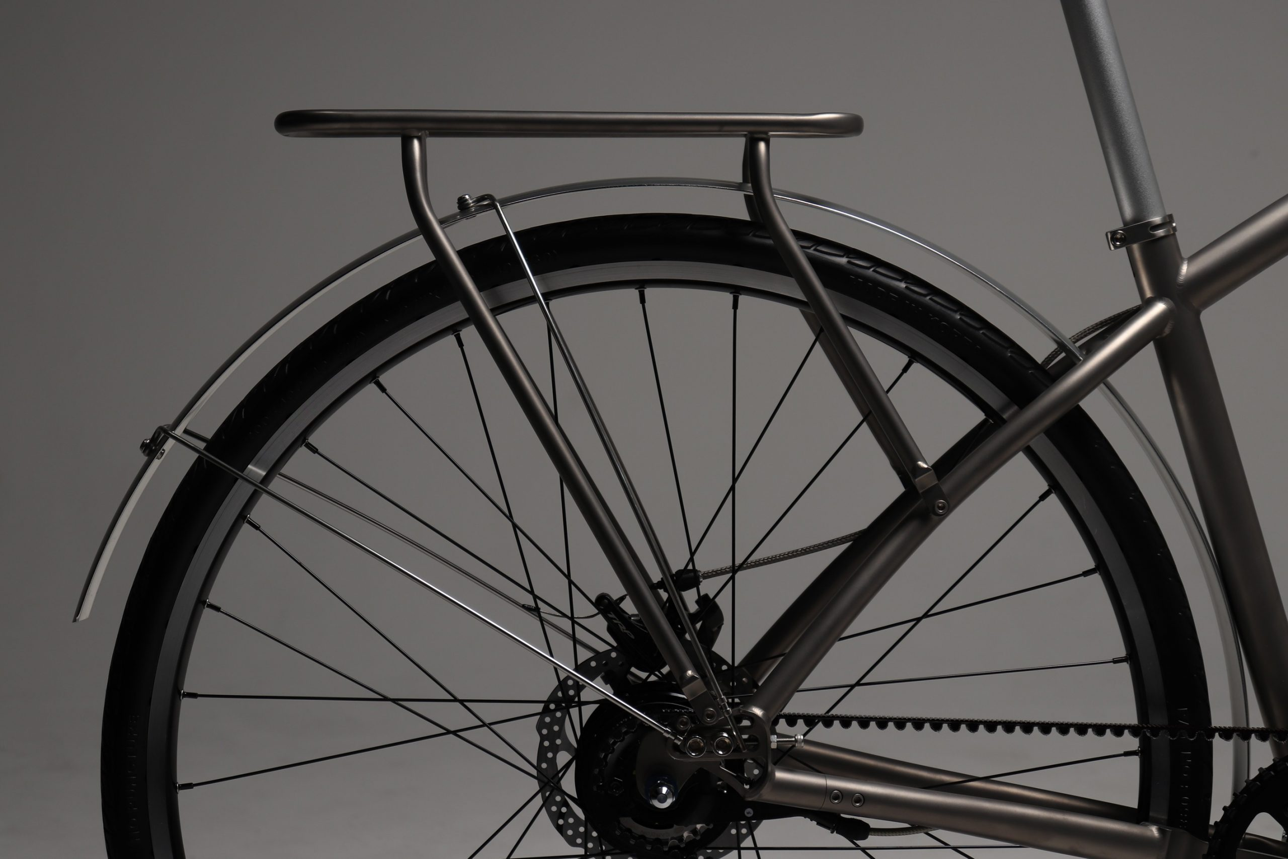The Urban Bike CT9.1 Titanium Top Rack