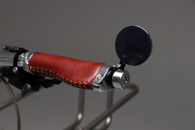 bicycle leather grip