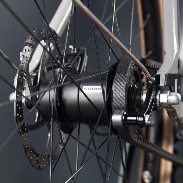 belt drive bicycle