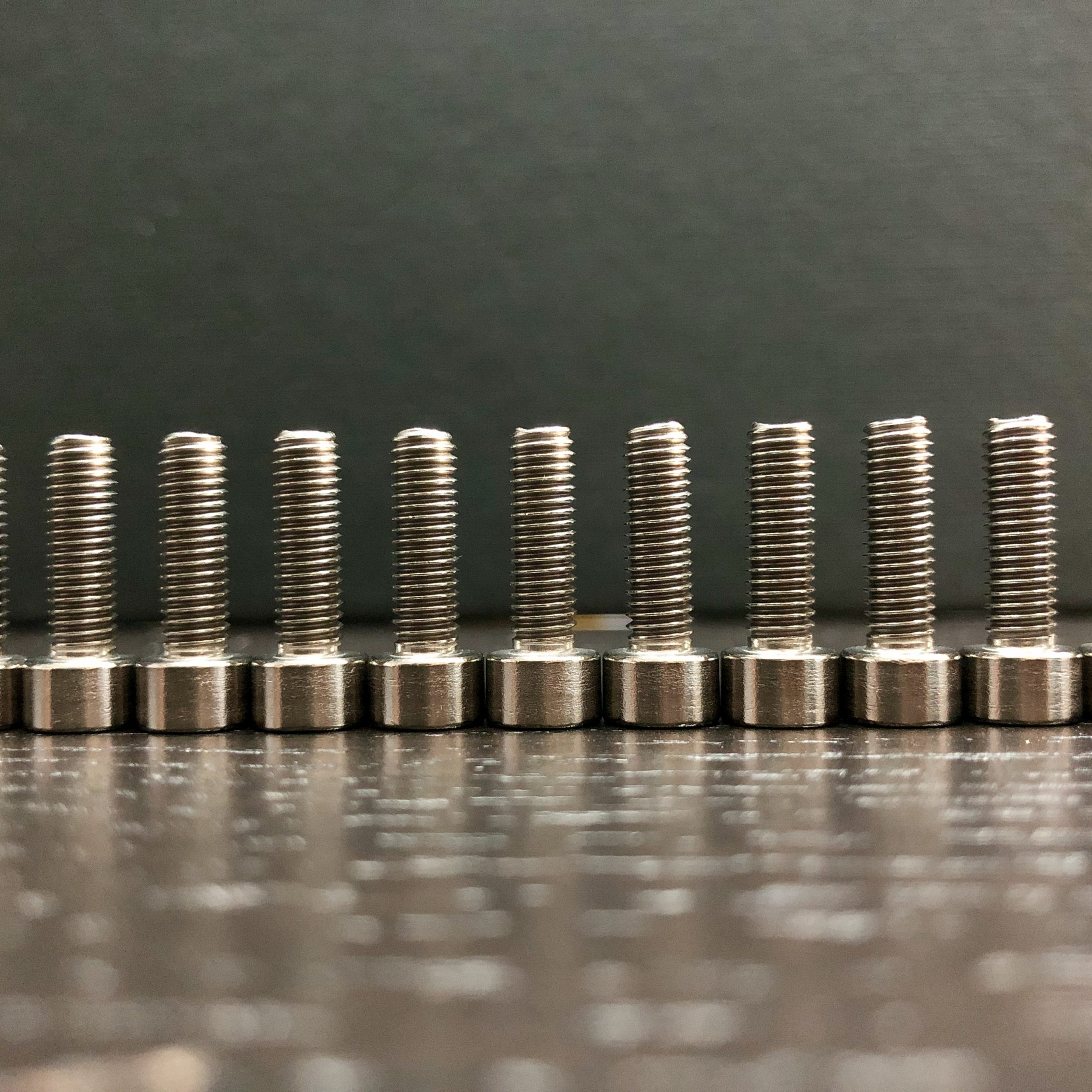 bicycle titanium screw