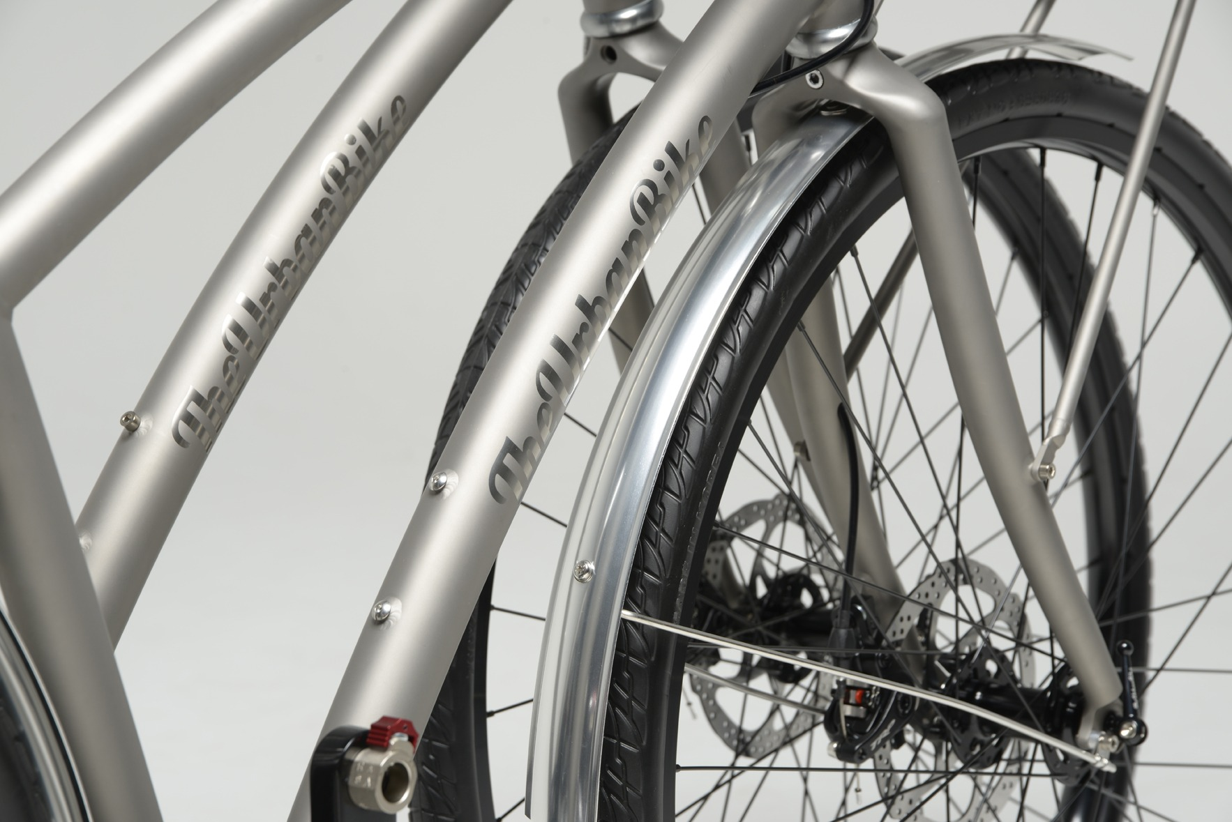 The Urban Bike City Rider titanium CT 9.1