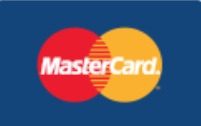 master card payment welcome