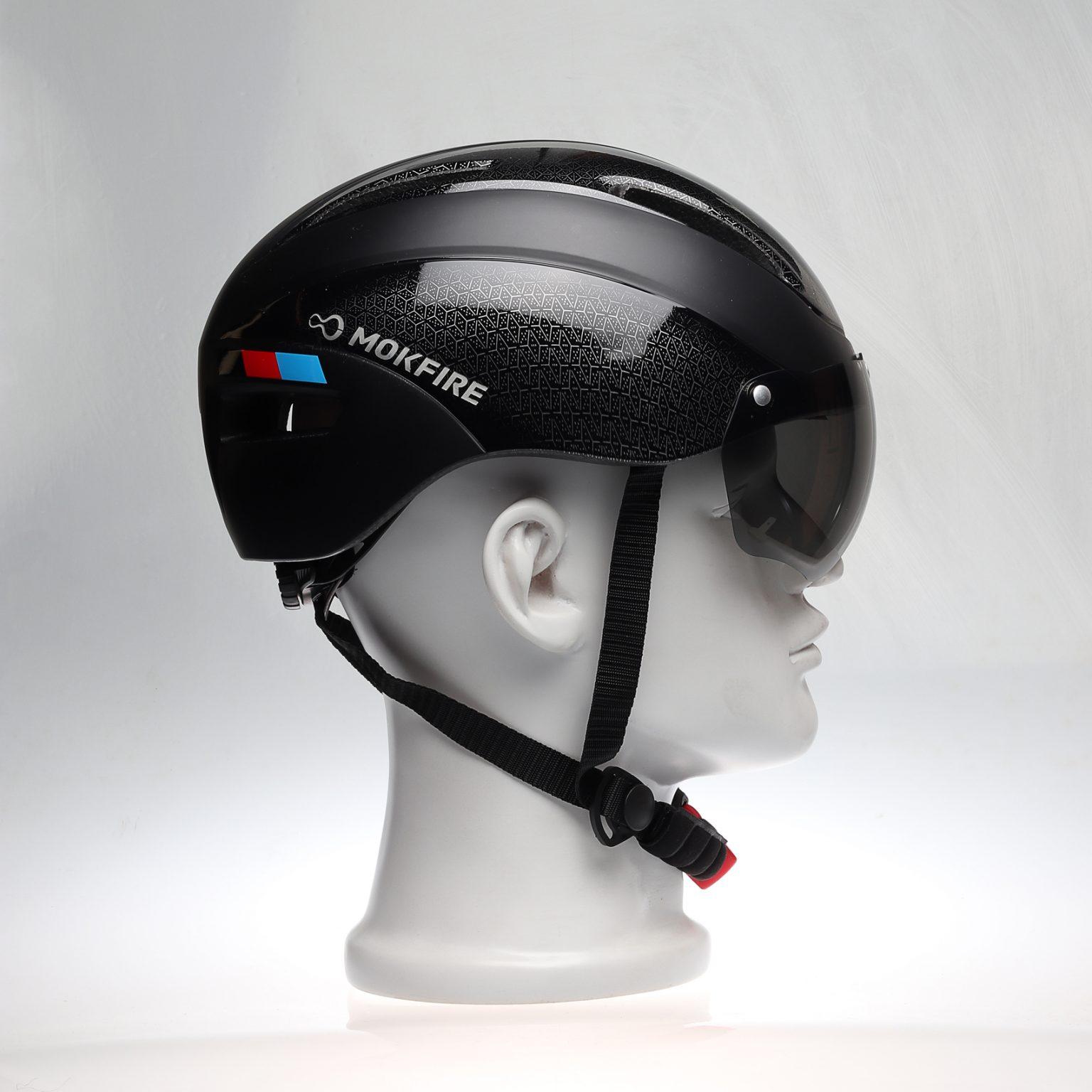 black cool helmet