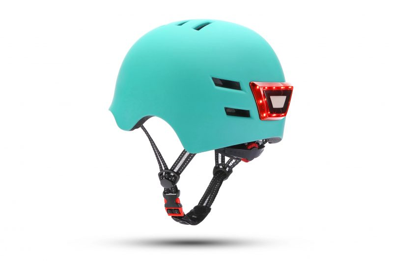 LED helmet
